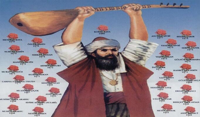 Pir Sultan Abdal hayatı