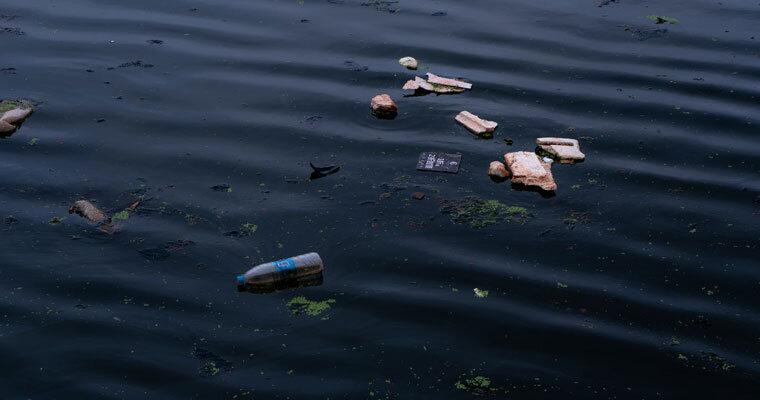 su kirliliğinin etkileri - doğaya etkisi